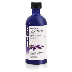 MACROVITA LAVENDER OIL in natural oils with vitamin E 100ml