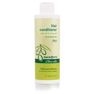 MACROVITA OLIVE-ELIA HAIR CONDITIONER olive oil & red grape 200ml