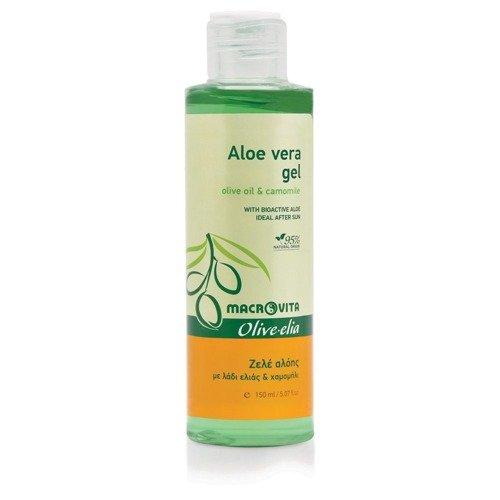 MACROVITA OLIVE-ELIA Aloe Vera Gel olive oil & camomile 150ml