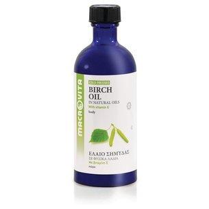 MACROVITA BIRKE-ÖL in natürlichen Ölen with vitamin E 100ml