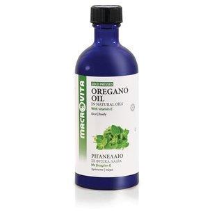 MACROVITA OREGANO OIL in natürlichen Ölen with vitamin E 100ml