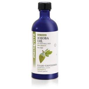 MACROVITA OLEJ JOJOBA w naturalnych olejach tłoczony na zimno z witaminą E 100ml
