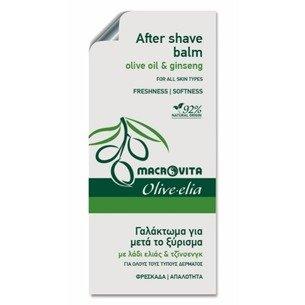 MACROVITA OLIVE-ELIA balsam po goleniu z bio-oliwą i żeńszeniem 3ml (próbka)