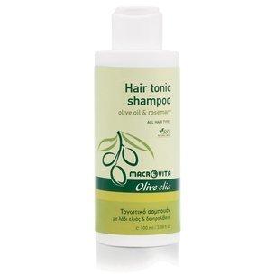 MACROVITA OLIVE-ELIA szampon oczyszczający z bio-składnikami 100ml