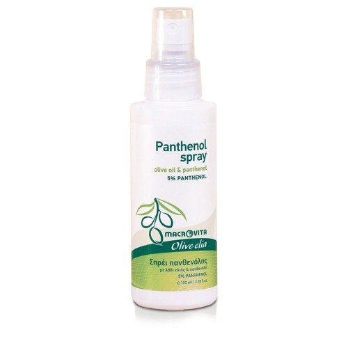 MACROVITA OLIVE-ELIA Panthenol spray z bio-składnikami 100ml